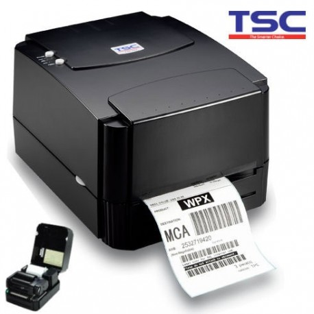 TSC TTP-244 Pro thermal transfer printer for labels barcode