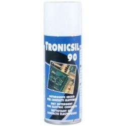 Spray limpia contactos eléctricos electronicos desoxidante tronicsil