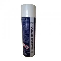 Silicona en aerosol industrial lubricante