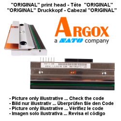 ARGOX head, spare part for X3200 printers