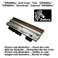 Tête ZEBRA - rechange pour imprimante