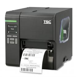 Imprimante TSC ML240P à transfert thermique industrielle pour étiquettes avec Ethernet