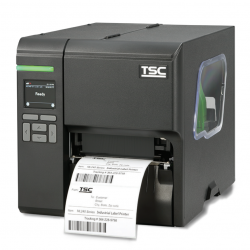 TSC ML240P Industrial thermal transfer printer with ethernet for labels