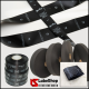 Black Satin tape roll for textile and Care labels