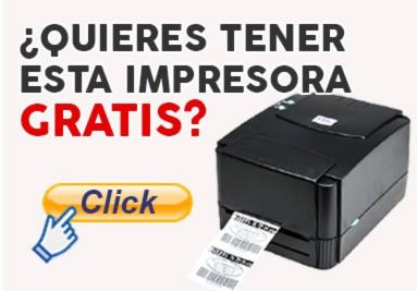 Impresora gratis